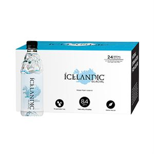 Picture of Icelandic Glacial 500mL One case of 24 bottles